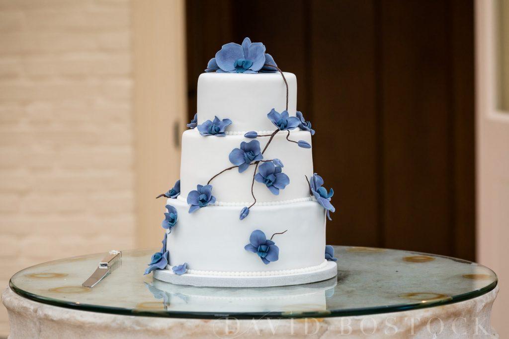 The Dairy Waddesdon wedding cake
