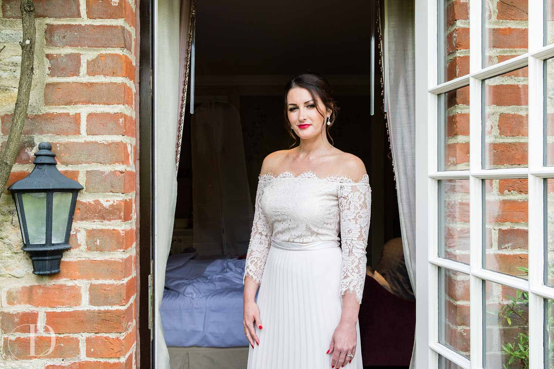 Le Manoir aux Quat'Saisons wedding