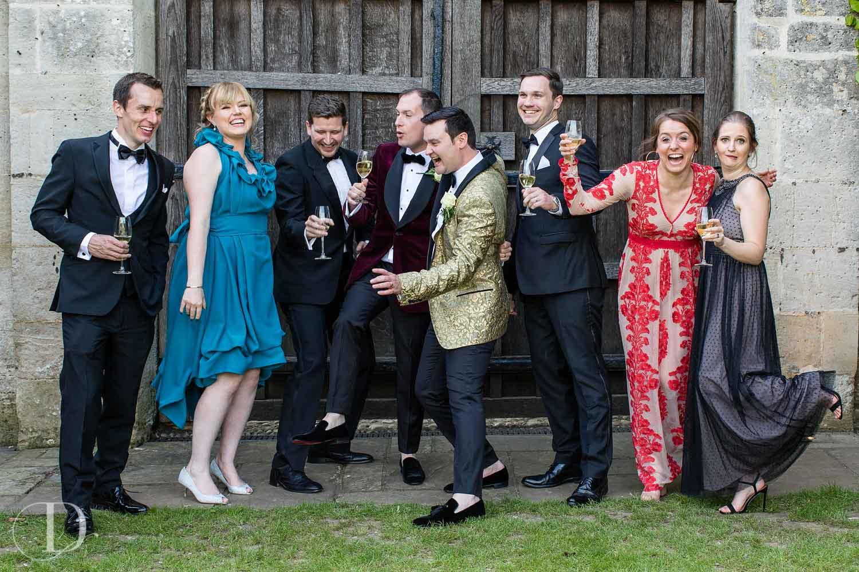Le Manoir aux Quat'Saisons wedding celebrations