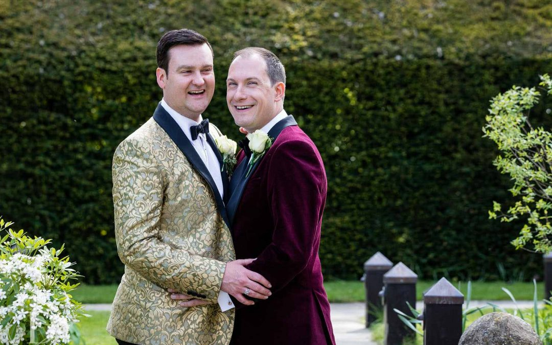 Le Manoir aux Quat'Saisons Wedding | Oxfordshire Photographer | Jake and Adam