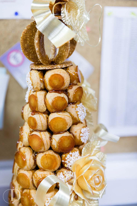 Le Manoir aux Quat'Saisons wedding cake